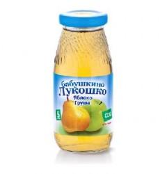 Сок яблочно-грушёвый осветленный